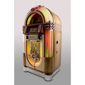 1015 CD Juke Box Mahogany