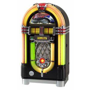 Wurlitzer CD Juke Box Ebony