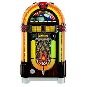 Wurlitzer CD Juke Box Walnut