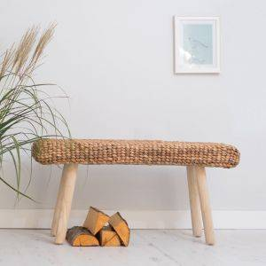 Rustic Wood Bench Provence